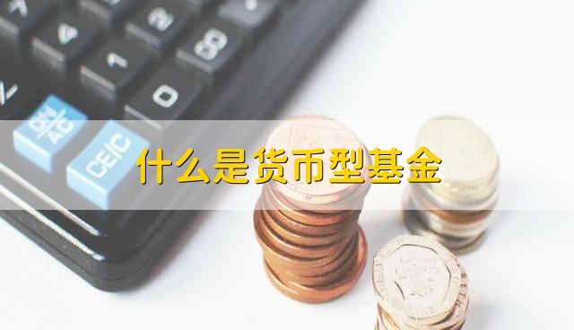 什么是货币型基金 货币型基金是什么